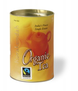 Organic Black tea loose 100Gm