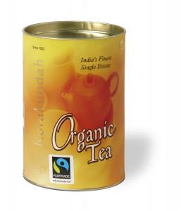 Organic Black tea loose 100Gm
