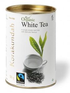 White tea loose 50Gm