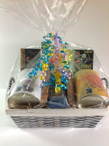 Organic Tea Holiday Gift Basket
