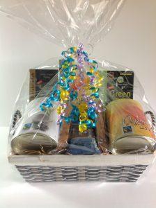 Organic Tea Holiday Gift Basket